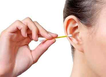 Limpe seu ouvido corretamente
