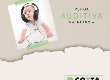 Perda auditiva na infância