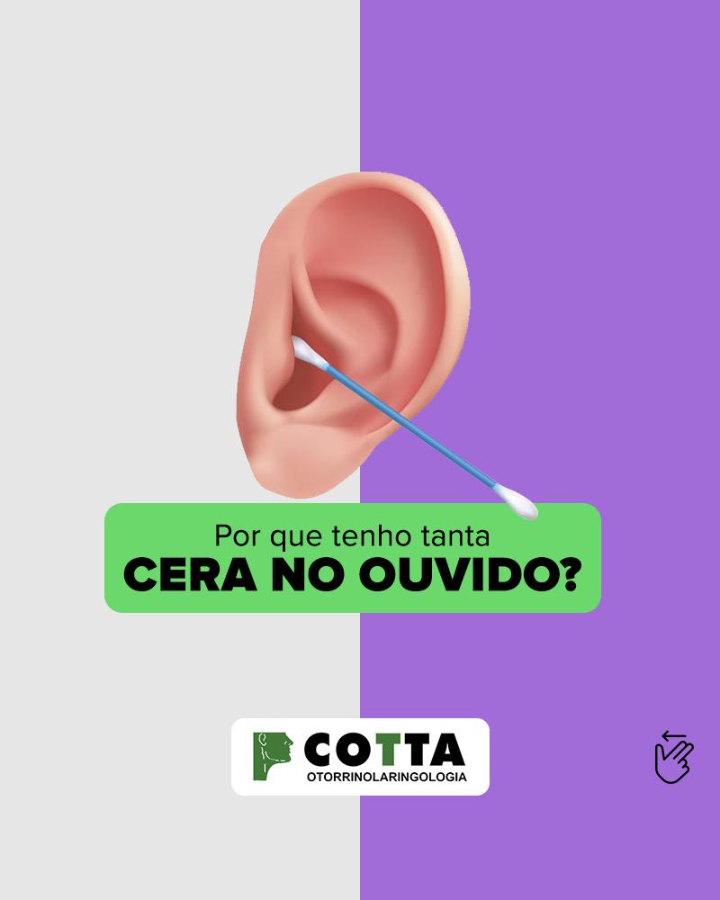Veja 6 motivos por que você tem tanta cera no ouvido